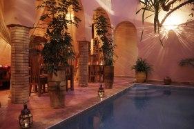 Piscine du Riad Azenzer