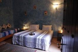 Chambre triple dans riad Azenzer