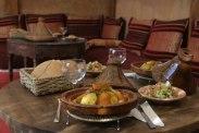 Déjeuner et dîner marocains