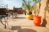 la Terrasse du Riad Azenzer