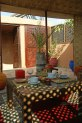 Riad Azenzer terrasse
