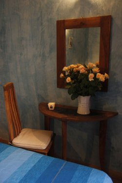 Chambre pour famille avec enfant au Riad Azenzer, Marrakech
