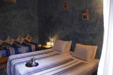 Chambre pour famille à Marrakech