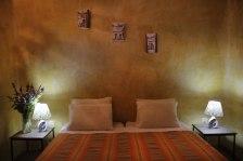 Chambre double ou twin dans riad avec piscine à Marrakech
