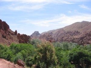 Quelques jours à l'extérieur de Marrakech pour découvrir le Sud du Maroc
