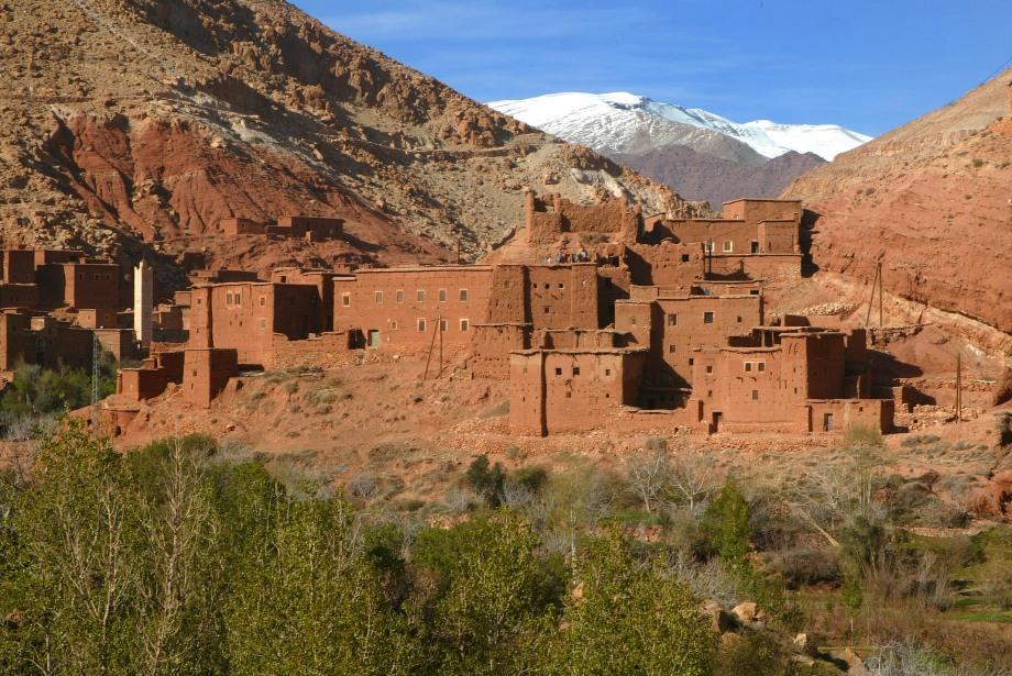 court circuit au départ de Marrakech pour découvrir le patrimoine marocain