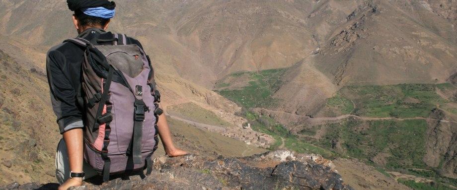 Mini trek ascension du Toubkal - une randonnée au départ de Marrakech